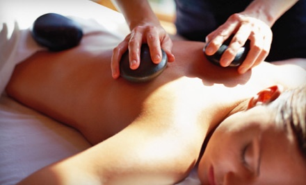 60-Minute Hot-Stone Fitness Massage (a $70 value) - The New You in St. Catharines