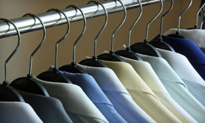 Lord's Cleaners and Island Cleaners - Multiple Locations: $10 for $20 Worth of Dry Cleaning at Lord's Cleaners or Island Cleaners