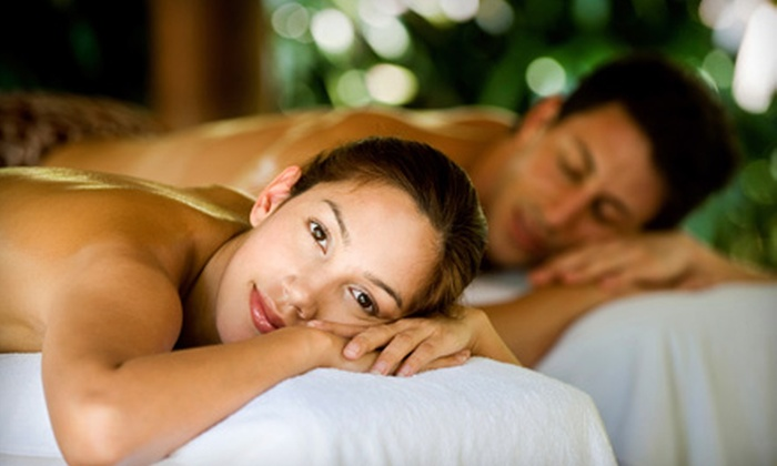 Spring Thyme Day Spa Manhattan - Downtown,Financial District,Lower Manhattan,Seaport: $99 for 75-Minute Couples Massage at Spring Thyme Day Spa Manhattan ($225 Value)