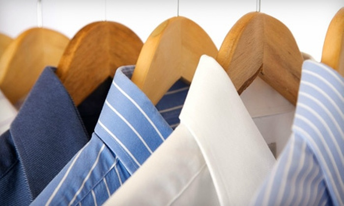 Bloomington Cleaners - East Bloomington: Dry-Cleaning Services or Wedding-Gown Cleaning and Preservation at Bloomington Cleaners (Up to 55% Off)