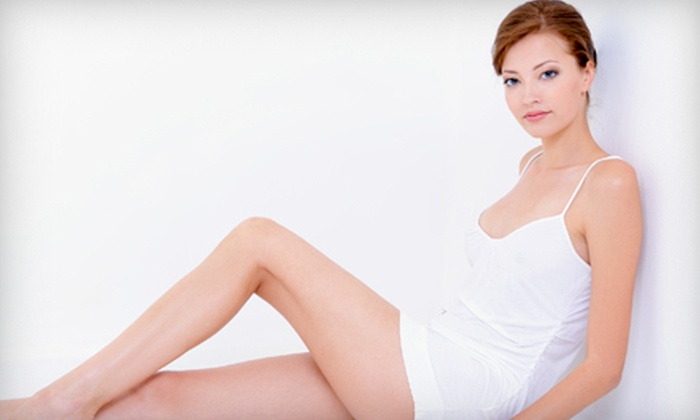 Fortson Dermatology & Skin Care Center - University Area: $149 for Three Laser Hair-Removal Sessions at Fortson Dermatology & Skin Care Center (Up to $450 Value)
