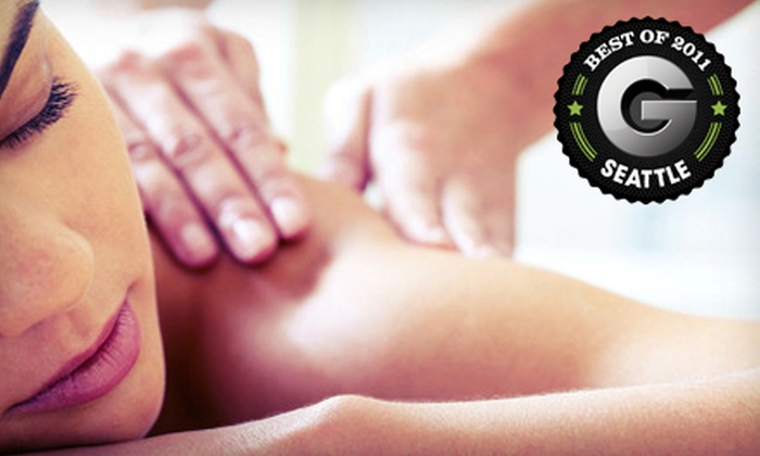 Massage For Health and Day Spa - Federal Way: $45 for a One-Hour Spa Package with Foot Massage at Massage For Health and Day Spa in Federal Way ($95 Value)