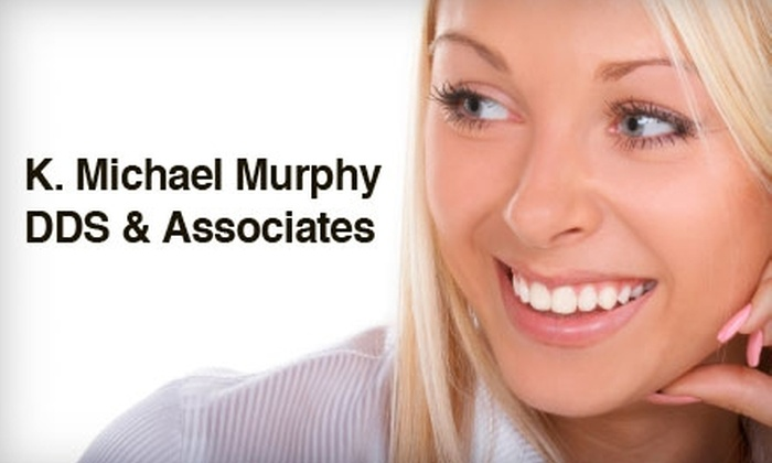 Dr. K. Michael Murphy & Associates - Tuscany - Cantebury: $99 for a Professional Teeth-Whitening System from Dr. K. Michael Murphy & Associates ($390 Value)