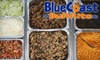 $5 for Fare at Blue Coast Burrito