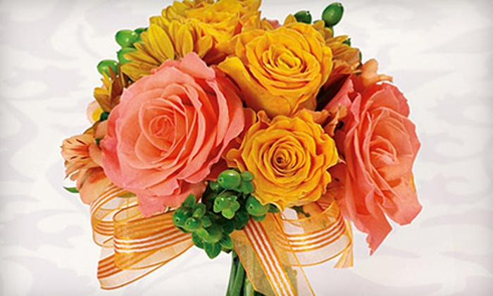 Rickey Heroman's Florist - Multiple Locations: $25 for $50 Worth of Flowers and Gifts at Rickey Heroman's Florist