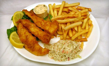 Meal for 2 (up to a $23 total value) - Rex's Deli in Harper Woods