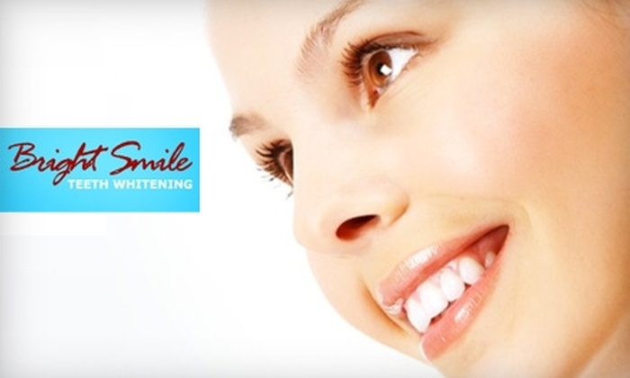 Bright Smile Teeth Whitening - Central: $79 for Teeth Whitening at Bright Smile Teeth Whitening ($159 Value)