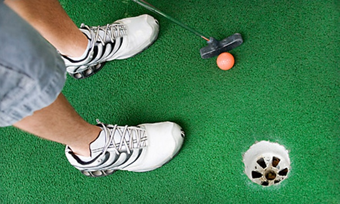 Southern Golf - Pelham: Mini Golf, Batting Cages, and Snacks for Two or Four at Southern Golf in Pelham