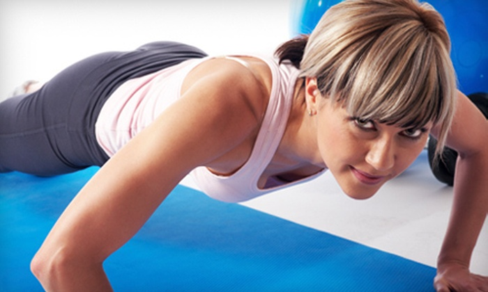Empowered Personal Training Studio - Harrisburg: $49 for Six Weeks of Unlimited Boot-Camp Sessions at Empowered Personal Training Studio in Harrisburg ($150 Value)