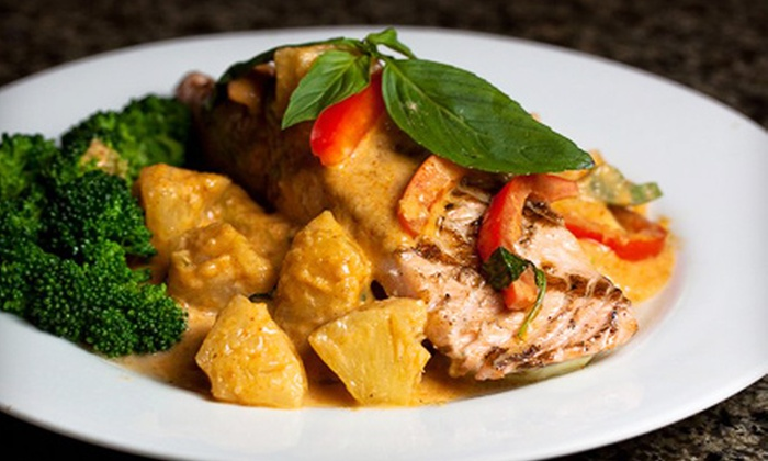SukhoThai New Orleans - Multiple Locations: $10 for $20 Worth of Authentic Thai Fare at SukhoThai