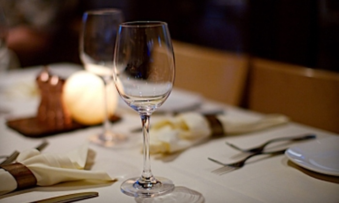 Jilly's Cafe - Chicago: $15 for $30 Worth of French Cuisine at Jilly's Cafe in Evanston