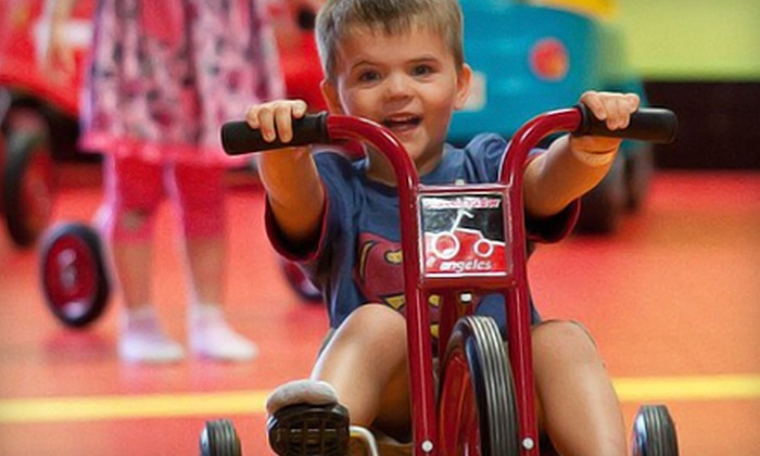 Kango Play Center and Academy - Ridgeland: Play-Center Membership for a Family or $15 for $30 Toward Admission, Food, Games, or Parties at Kango Play Center and Academy