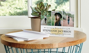 Snapfish: Custom Photo Cards or Stationery Flat Cards from Snapfish (Up to 69% Off)