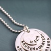 Half Off Custom-Made Silver Charms from i declare!
