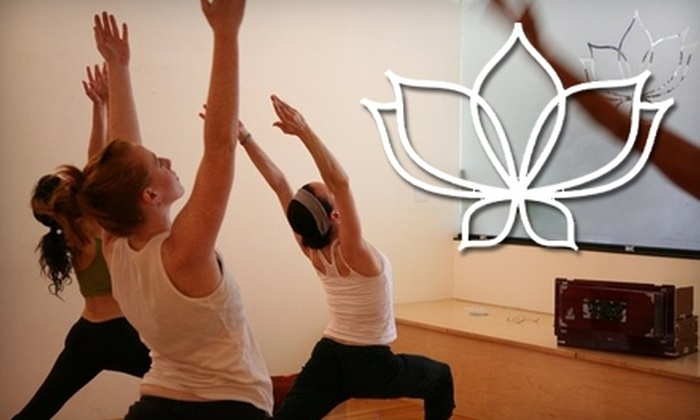 Rising Lotus Yoga - Los Angeles: $30 for 10 Classes at Rising Lotus Yoga ($130 Value)