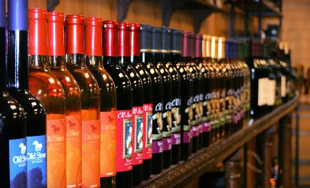 Wine-Tasting Package for Two (a $28 total value) - Old Stone Winery in Salisbury