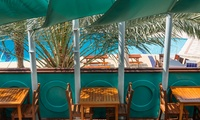 Friday Brunch with House Beverages and Pool Pass for Up to Four at PJ OReillys - Le Royal Meridien (Up to 53% Off)