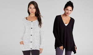 Ladyfern: Women's Alternative Athletic Lifestyle Apparel and Activewear at Ladyfern (50% Off). Two Options Available.