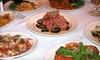 Sams Ristorante - Multiple Locations: $10 for $20 Worth of Italian Cuisine at Sam's Ristorante