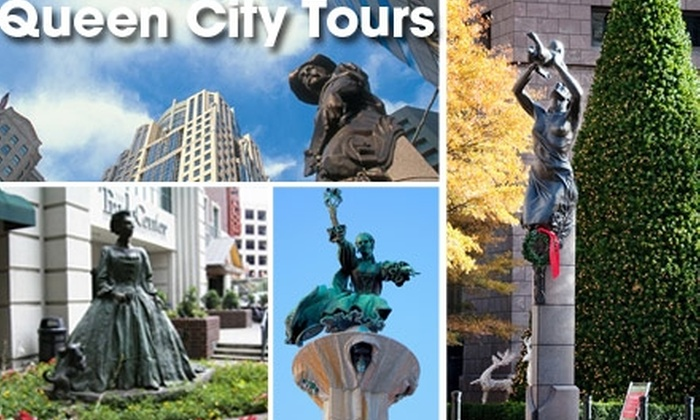 Queen City Tours  - Charlotte: $15 for 2.25-Hour Charlotte Tour with Queen City Tours