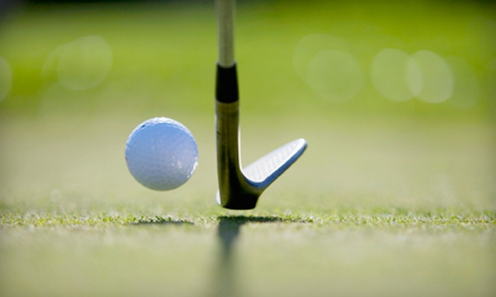 Brookshire Inn & Golf club - Williamston: Golf Outing for Two or Four or $15 for $30 Worth of American Fare at Brookshire Inn & Golf Club in Williamston