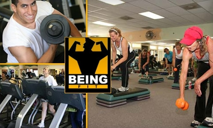 Being Fit Fitness Center - Mira Mesa: $25 for 29 Visits Plus Two Personal Training Sessions at Being Fit Fitness Center ($468 Value)