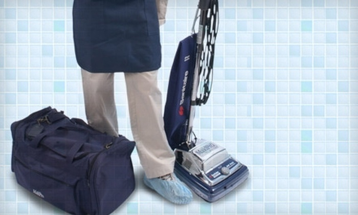 MaidPro - Hampton Roads Center: $69 for Three Man-Hours of Housecleaning from MaidPro ($138 Value)