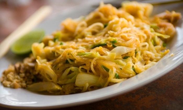 Sophia's Thai Kitchen - Davis: Country-Style Thai Lunch or Dinner at Sophia's Thai Kitchen in Davis