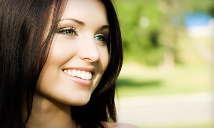 Skin Deep Aesthetics LLC - Conway: Teeth Whitening or Microdermabrasion and Chemical Peel at Skin Deep Aesthetics LLC in Conway