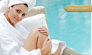 HOLIDAY Spa: Tageskarte für den Spa-Bereich für Zwei inklusive Saunen und Pools im HOLIDAY SPA (bis zu 45% sparen*)