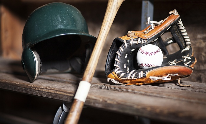 Baseball Vision Program - Tuckahoe Sports: $59 for One Private 60-Minute Baseball Lesson with Training DVD at Baseball Vision Program ($100 Value)
