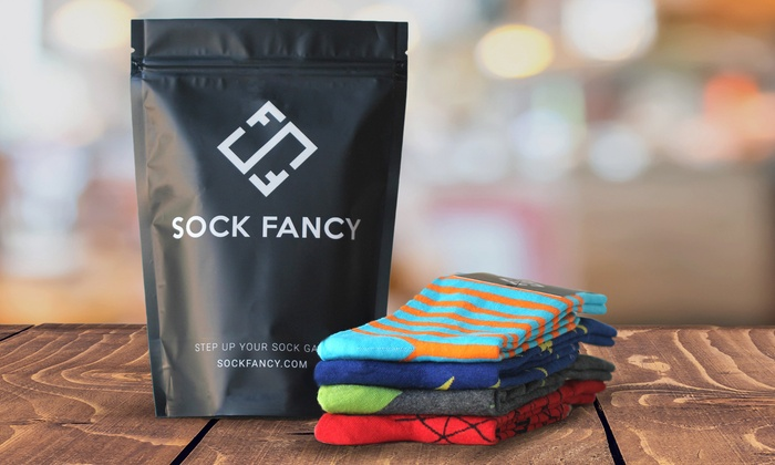 Image result for sock fancy best men's gift subscription