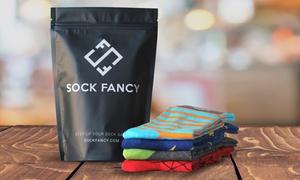 Sock Fancy: $15 for $25 Worth of Socks at Sock Fancy