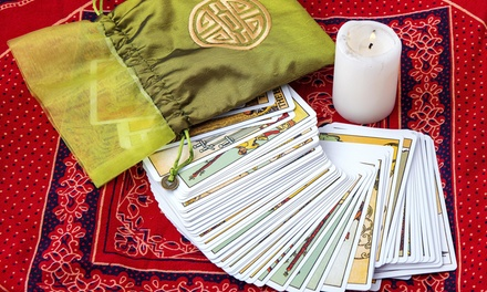 60-Minute Psychic Reading at Wind Horse Tarot LLC (45% Off)