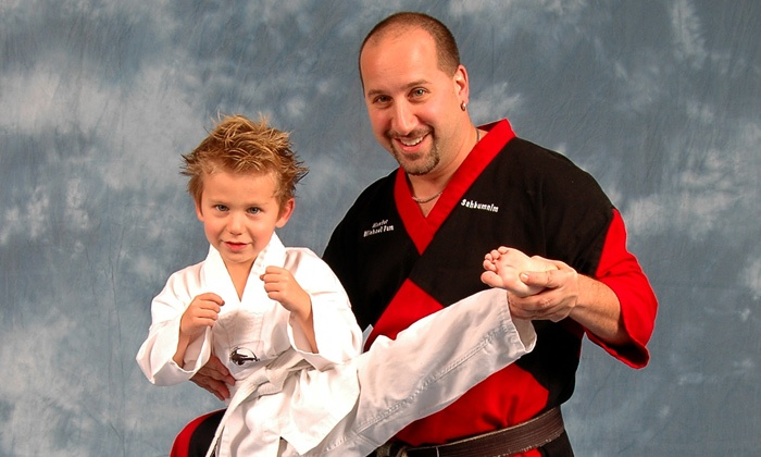 Michael Pam's Black Belt Champions - Selden: Two or Four Weeks of Martial Arts and Fitness Classes at Michael Pam's Black Belt Champions (Up to 79% Off)