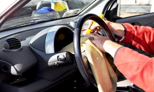 Car Tec Folia: Innenraumreinigung mit Nanoversiegelung der Windschutzscheibe bei Car Tec Folia ab 6,90 € (bis zu 83% sparen*)