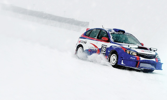 iCar Mirabel - Ottawa - iCar - Ottawa: Winter Rally Driving Experience at iCar Mirabel - Ottawa (Up to 50% Off). Three Options Available.