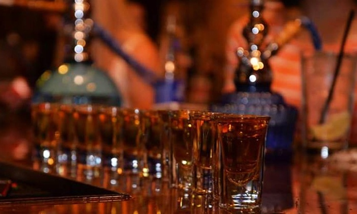 Revel Bar - Bay View: Drinks and Hookah for Two or Four at Revel Bar (Up to 50% Off)