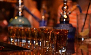 Revel Bar: Drinks and Hookah for Two or Four at Revel Bar (Up to 50% Off)