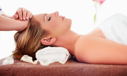 One or Two 60-Minute Cranial-Sacral Massages at Indigo Massage and Healing Center (Up to 57% Off)
