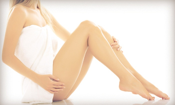 Natural Essence Wellness - Eagle: One or Two 30-Minute Sclerotherapy Sessions at Natural Essence Wellness (75% Off)