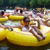 Up to 52% Off a River-Tubing Trip with Party-Bus Transport