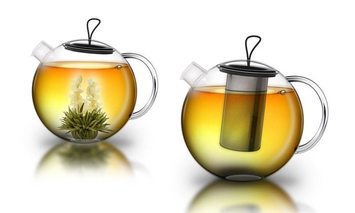 Glas Teekanne creano glas teekanne groupon goods