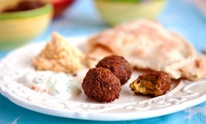 Maroosh Mediterranean Restaurant - Crafts: Mediterranean Dinner for Two or More at Maroosh Mediterranean Restaurant (Up to 38% Off)