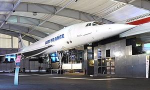 Musée de l'Air et de l'Espace: 1 pass visite des deux Concorde et du Boeing 747 du musée de l'Air et de l'Espace pour adultes et enfants à 4,50€