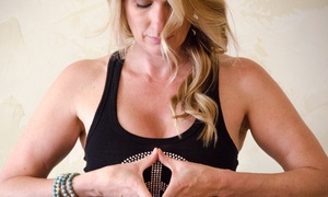 Elemental Om: One Month of Unlimited Yoga Classes or Ten Classes at Elemental Om (Up to 68%Off)