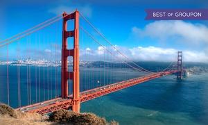 San Francisco Getaway at Wine-Themed Hotel