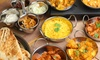 Up to 47% Off Indian Cuisine for Lunch for Two at Nosh Cafe