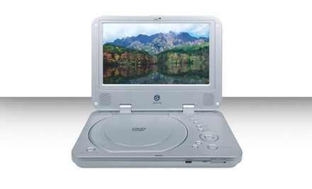 Digital Labs Portable DVD Player (DL840PD). Free Returns.