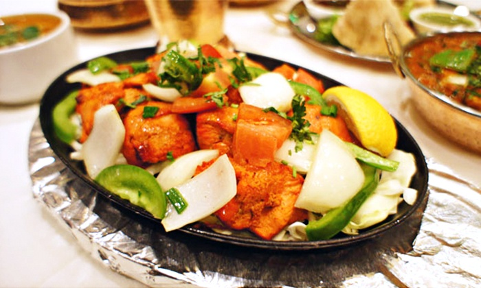 Delhi 6 Indian Cuisine - Ashburn Farm: Indian Cuisine at Delhi 6 (50% Off). Two Options Available.